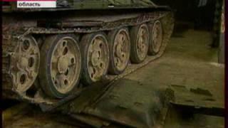 getlinkyoutube.com-Танк Т-34 через 65-лет после войны.