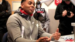 getlinkyoutube.com-Kevin Gates In K104 Studio With Bay Bay