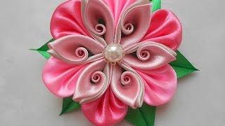 getlinkyoutube.com-Изготовление лепестков для цветов.Урок для начинающих мастериц.