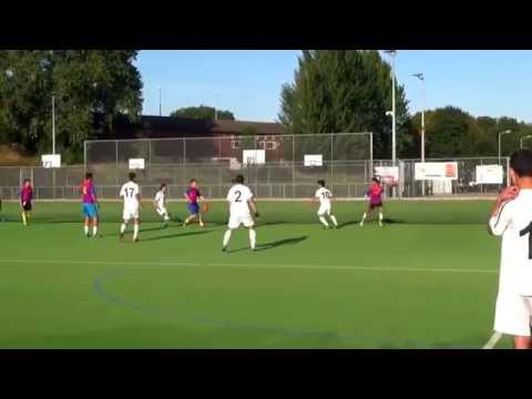 2013 Azadi Cup Final - Hazara FC vs Swindon Hazara - 29/09/2013 - Leeds, England HD