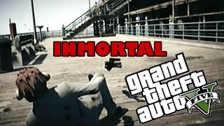 COMO SER INMORTAL EN GTA V SIN HACKS | 2016 PS3
