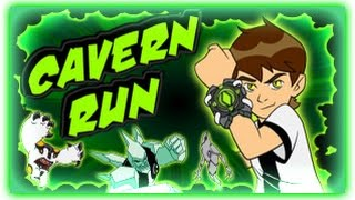 getlinkyoutube.com-BEN10 - CAVERN RUN - FULL GAMES