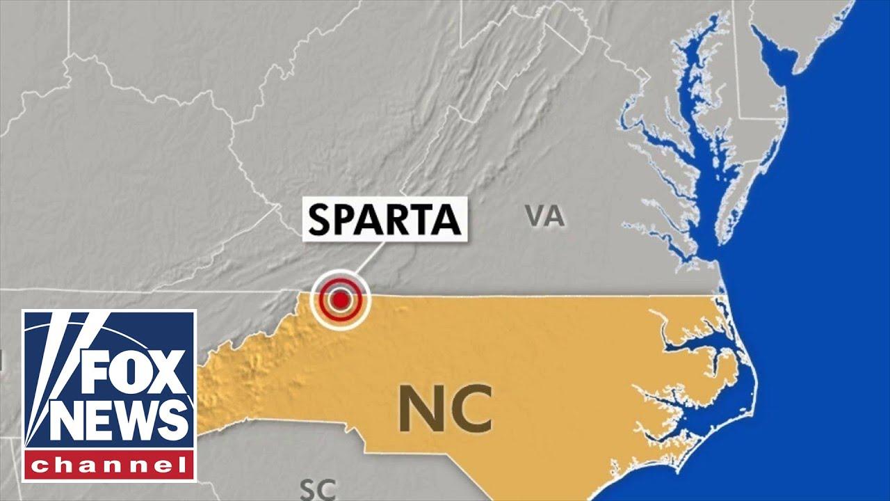 The North Carolina Earthquake