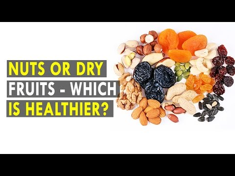 Nuts or dry fruits - which is healthier - Health Sutra - Best Health Tips