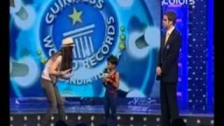 getlinkyoutube.com-Yash Dhodia Patel Cartwheels world Record .wmv