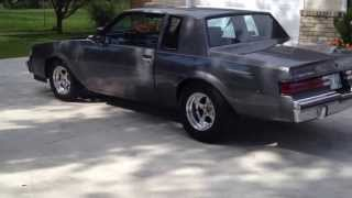 1986 Buick Regal 572 - Buford Lives