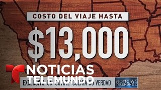 Coyote mexicano dice que nada cambiará con el muro | Noticias | Noticias Telemundo