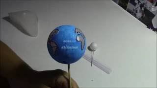 getlinkyoutube.com-MAQUETE DA TERRA