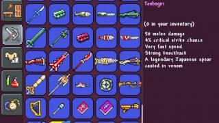 Terraria Mobile Version FreeCraft Mod - By Byteandahalf