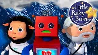 getlinkyoutube.com-It's Raining It's Pouring   Nursery Rhymes   by LittleBabyBum!