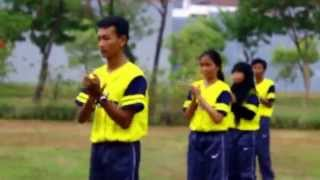 getlinkyoutube.com-Ujian Senam Aerobik SMAN 1 Surabaya 2014-2015