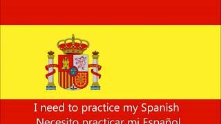 getlinkyoutube.com-Learn Spanish: 1000 Spanish Phrases for Beginners