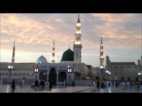 Beautiful Azaan in Madina Sharif - Umrah April 2014