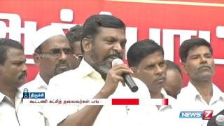 getlinkyoutube.com-Thol Thirumavalavan praises Kovan's Shutdown Tasmac song | News7 Tamil