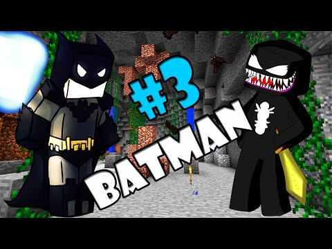 Batcaverna Encontrada - #3 Cave-In MINECRAFT