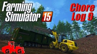 getlinkyoutube.com-Farming Simulator 15: Chore Log 9 - Feed the Beast!