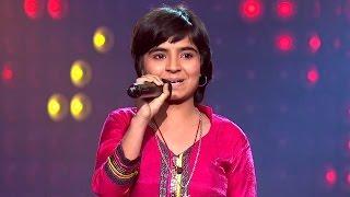 getlinkyoutube.com-The Voice India - Sanjana Bhola Performance in Blind Auditions
