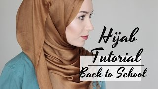 getlinkyoutube.com-HIJAB TUTORIAL | BACK TO SCHOOL