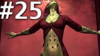 getlinkyoutube.com-Batman Arkham Asylum - Walkthrough - Part 25 - Poison Ivy Boss Fight - Road To Batman Arkham Knight