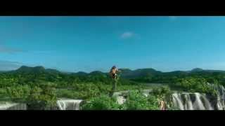 Tarzan The Legend Starts Here 2014 Official Movie Trailer HD width=