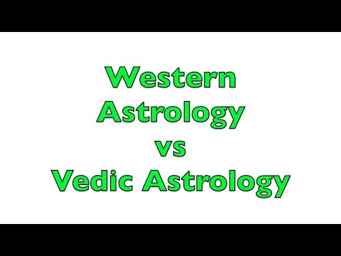 Western Astrology vs Vedic Astrology - Which is Better?