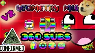 Download Geometry Dash [2.01 & 2.02 ]- MLG  texture pack By The Real Rider (me) - Update 2