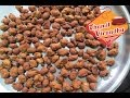 Masala peanut in Tamil - Masala kadalai recipe - Deep fried groundnuts - Spicy snack