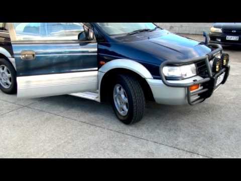 MITSUBISHI RVR 1996, 2L, AUTO, 153 KMS