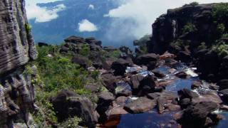 getlinkyoutube.com-Planet Earth - Angel Falls (1080p Full HD)