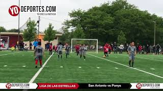 San Antonio vs. Ponys Liga de las Estrellas Final 2010