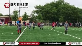 San Antonio vs. Ponys Liga de las Estrellas Final 2010
