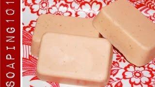 getlinkyoutube.com-How to Make Facial Soap {for your skin type}