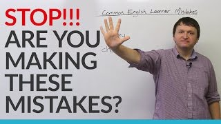 getlinkyoutube.com-Don't make these mistakes in English!