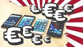 getlinkyoutube.com-Die besten Top Smartphones unter 300€