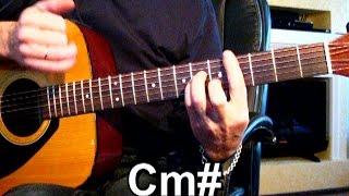 getlinkyoutube.com-Gipsy Kings - Pharaon (cover) Тональность ( Cm# ) Как играть на гитаре песню