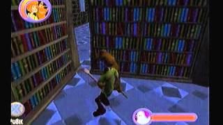 getlinkyoutube.com-Scooby Doo: Mystery Mayhem (PS2) - Fake Ghost Boss Battle (Part 4)