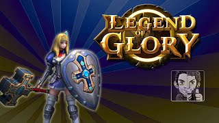 getlinkyoutube.com-Aprenda a jogar com Donzela de Orleans - Legend of Glory