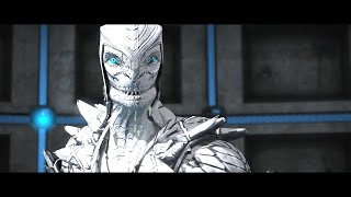 getlinkyoutube.com-Mortal Kombat X PC Mod Albino Reptile Costume Intro Gameplay Fatality Brutality X-Ray Victory 1080p