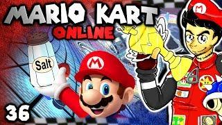 getlinkyoutube.com-#Salt (Mario Kart 8 Online: The Derp Crew - Part 36)