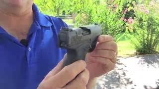 getlinkyoutube.com-Boberg BULLPUP pistol Bond Arms conceal carry 9mm  XR9S handgun