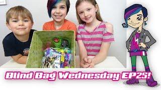 getlinkyoutube.com-Blind Bag Wednesday EP25 - My Little Pony, Trash Pack, Zelfs and More!