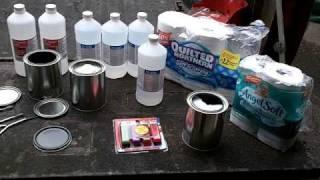 getlinkyoutube.com-DIY Emergency Heater