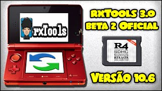 [3DS] rxTools 3.0 beta 2 Oficial - Suporte a emuNAND 11.0  e flashcards de DS bloqueados (3DS/N3DS)