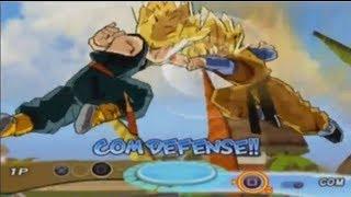 getlinkyoutube.com-DBZ Budokai 3 Goten vs Kid Trunks