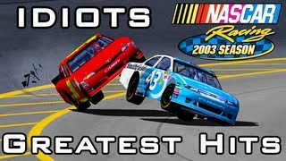 getlinkyoutube.com-Idiots of NASCAR: Greatest Hits