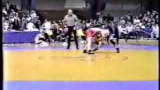 getlinkyoutube.com-1997 Dapper Dan Wrestling Classic 171 lb.
