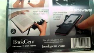 getlinkyoutube.com-The BookGem - Suporte para Livro e Tablet