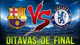 getlinkyoutube.com-PES 2016 - UEFA CHAMPIONS LEAGUE I BARCELONA X CHELSEA I OITAVAS DE FINAL