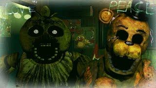 getlinkyoutube.com-Five Nights at Freddy`s 3   Пять ночей с Фредди 3 - Часть 2: ПЛЮШЕВАЯ АНАРХИЯ!