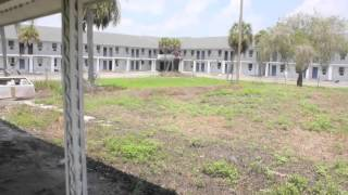 getlinkyoutube.com-The Everglades Hotel and Nite Club - ABANDONED